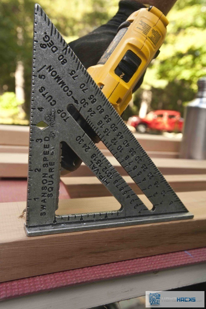 Drill Holes At The Perfect Angle HomeHacks - Perfect angle