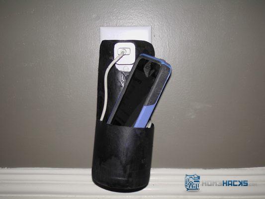 diy free phone charging station