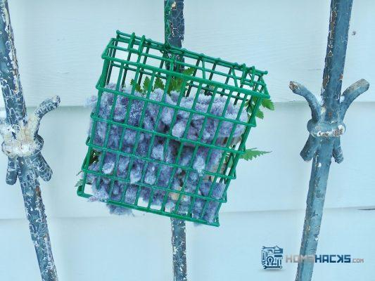 Bird Nest Material Holder