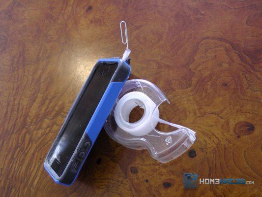 Headphone Jack Lint Remover Hack