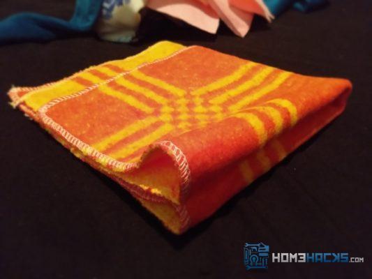 Make reusable Swiffer pads